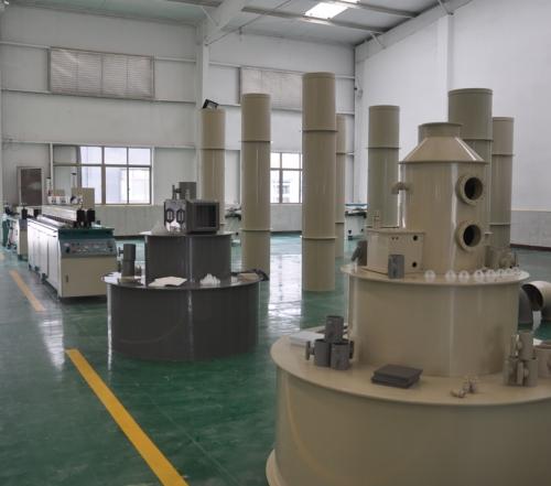 PP洗涤塔生产设备