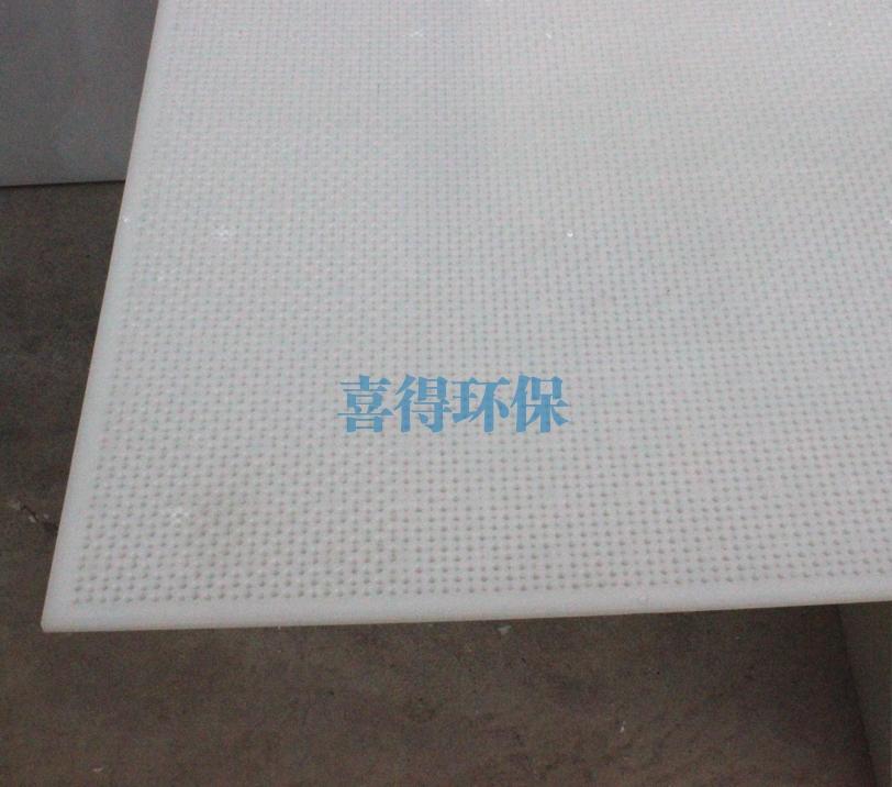 PP白色网板