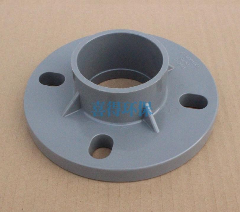 常熟PVC法兰盘尺寸