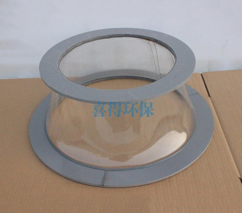 上海PVC透明软接