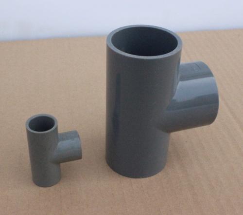 PVC三通生产制作